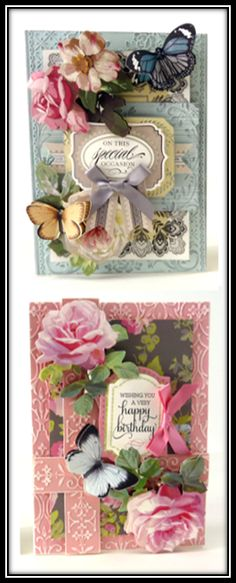 Read Anna Griffin's special message to our Crafters by double clicking on this image. - QVC Craft