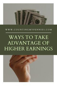 Making more money is always a good thing but many people are at a loss on how to use it. Here's how to take advantage of higher earnings. Improve Yourself, Finding Yourself, Aim High, Earn More Money, Pennies, Personal Finance, Counting, Take That, Advice