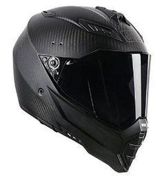 AGV AX 8 Evo Naked Road Helmet Carbon Fiber