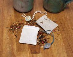 Fabric Tea Bag | Craftsy