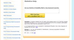 Statistics homework help by tutorteddy  Standard deviation  a random sample has 49 values. the sample mean is 8.5 and the sample standard deviation is 1.5. use a level of significance of 0.01 to conduct a left-tailed test of the claim that the population mean is 9.2.