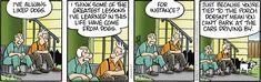 The Washington Post, Comic Strips, Pickles, Writer, Im Not Perfect, Humor, Comics, Learning, Life