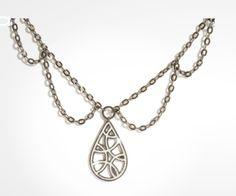 diamond rebecca christomas necklaces..