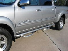 N-Fab Nerf Steps - Wheel to wheel for First Gen Toyota Tundra