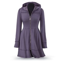 Wisteria Jacket Dress - New Age, Spiritual Gifts, Yoga, Wicca, Gothic, Reiki, Celtic, Crystal, Tarot at Pyramid Collection