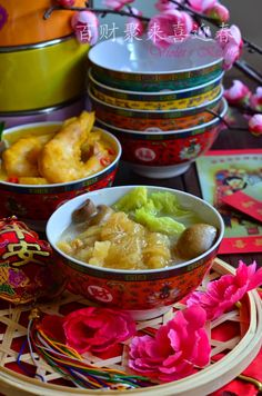 Pumpkin chicken soup chinese toddler food for tots try it out violets kitchen cny dishes 1 forumfinder Gallery