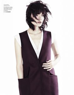 Jil Sander (Vogue Russia)