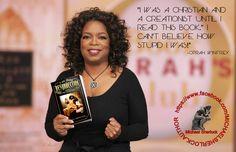 Thanks Oprah, lol!