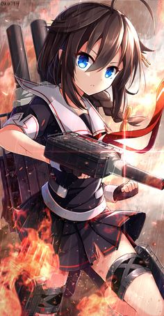 Shigure - Kantai collection