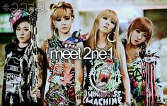 2NE1 was the group that got me into Kpop so of course this will happen.  Come visit kpopcity.net for the largest discount fashion store in the world!!
