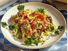 Wer gerne saisonal kocht, muss dieses Gericht probieren, wenn wieder Wirsing-Zeit ist!