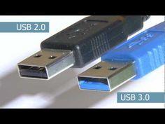 USB 2.0 vs USB 3.0 - Difference and Comparison | Diffen