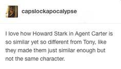 howard stark marvel mcu avengers tony stark iron man