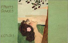 Vintage et cancrelats: Art nouveau