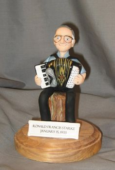 For an 80 year old accordian player's birthday