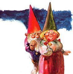 Rien Poortvliet - Gnomes 13, De. Poortvliet, Rien