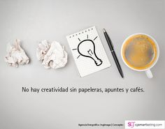 Los rastros de la creatividad.