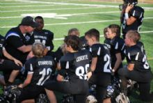 Youth Football - a very popular experience