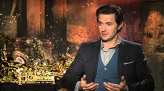 Made in Hollywood - 1 on 1 - Richard Armitage