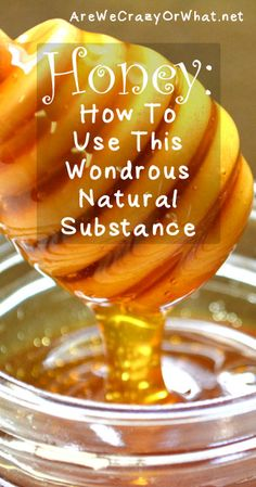 How honey is used for food, medicinal purposes and prepping. #beselfreliant