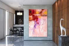 Large Modern Wall Art Painting,Large Abstract wall art,painting colorful,colorful abstract,office wall art,abstract texture art FY0042 Large Abstract Wall Art, Large Painting, Acrylic Painting Canvas, Contemporary Artwork, Modern Wall Art, Office Wall Art, Texture Art, Decoration, Original Paintings