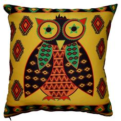 Designer decorative #Mexican #pillow № gd101