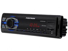 Som automotivo Pósitron SP 2210UB MP3 Player - Rádio FM Entrada USB Micro SD Auxiliar com as melhores condições você encontra no Magazine Fariasevoce. Confira!