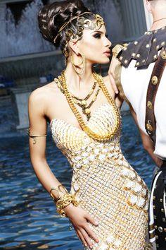 Miss New York 2012, Johanna Sambucini #gold