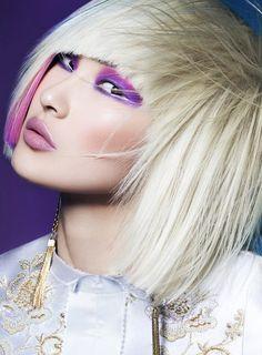 she-loves-fashion:  SHE LOVES FASHION: Dinara Chetyrova by Yulia Gorbachenko