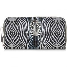Brieftasche Allet The Zebra Face