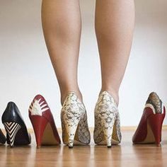 4 Important Exercises Every High-Heel Wearer Should Do, great for prepping to spend the day in your wedding shoes!