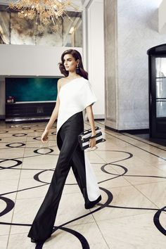 Harper's Bazaar - Watch and Shop: A Five Star Fashion Shoot Photo...