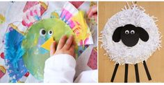 Fun animal paper plate crafts, make these with your kids, and create your own zoo!