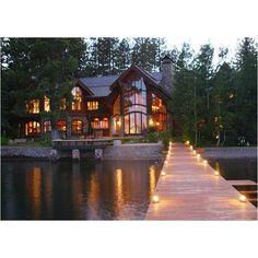 Tahoe City villa rental (my dream home) Casas Country, Lakes In California, Tahoe California, Sonoma California, Casa Hotel, Tahoe City, Haus Am See, Belle Villa, Log Cabin Homes