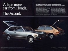 My first car I bought for myself - Classic Honda Profile: First Generation 1976-1981 Honda Accord (+VIDEO)
