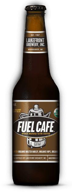 Fuel Café Bottle
