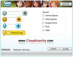 Free sims social credits !
