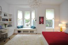 Upper West Side townhome rental - Bedroom 2