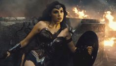 Henry Cavill Comments on Gal Gadot as Wonder Woman