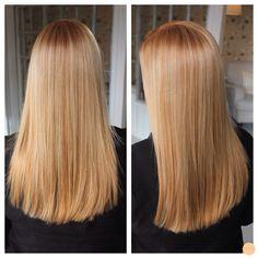 Soft copper blonde, mjuk kopparblond - New Site - Trend Hair Makeup Korean 2019 Blonde Braids, Braids With Curls, Braids For Black Hair, Box Braids, Strawberry Blonde Highlights, Hair Highlights, French Braid Hairstyles, Pretty Hairstyles, Brown Blonde Hair