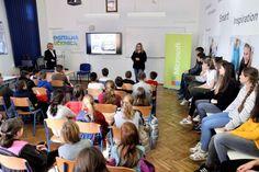 Učenici iz okolice Karlovca učili o tehnologiji putem videokonferenije s vršnjacima iz Engleske, Francuske i Taiwana