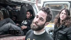 Lionize - BUS INVADERS (The Lost Episodes) Ep. 47