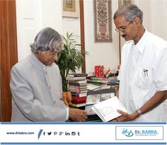 Received Doctor of the Year Award in 2010 by Former President Dr. A.P.J.Abdul Kalam