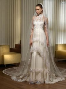 unusaul wedding dress