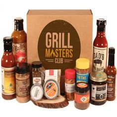 Free BBQ Sauces or BBQ Set from Grill Masters - http://ift.tt/2aIlMDL