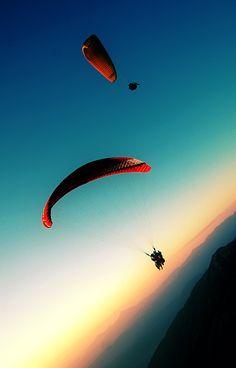 Paragliding I Babadag - Fethiye / Turkey