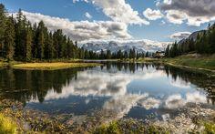 lago di Antorno (BL) by Luigi Alesi on 500px