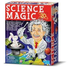 Cool Science Magic Tricks