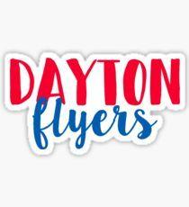 Dayton Flyers Sticker