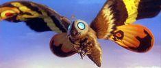 Mothra | LENGTH : 213 feet (for Mothra's first four G-series appearances, she ...
